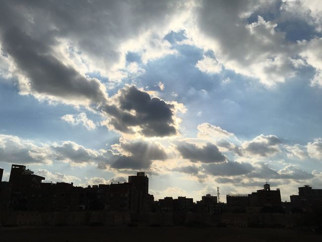 Traveling Home For The Holidays Ma Holiday Nature Clouds View Holiday In Egypt No One Just Nature
