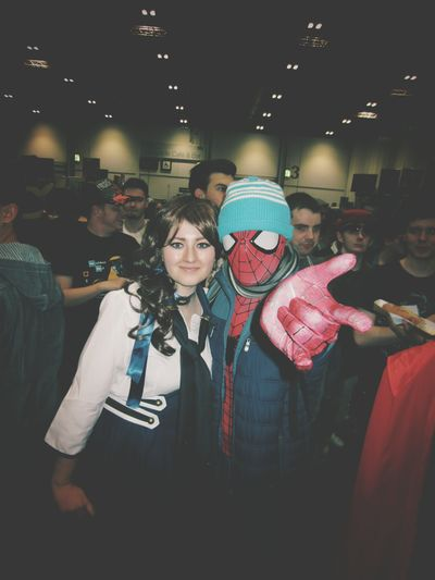 Awesome Cosplay :) Spider-man Bioshock Spiderman