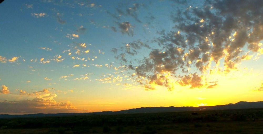Good Morning Idaho Morning Commute Sky Sunrise Natures Beauty... Sun Rays