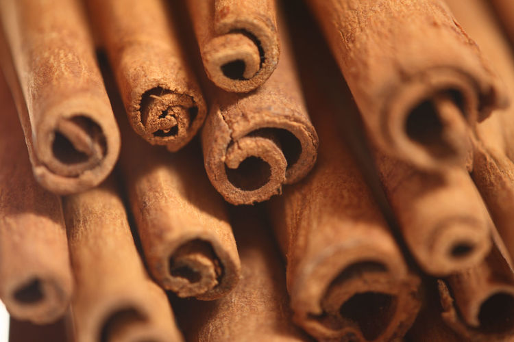 Cinnamon Cinnamon Sticks Cinnamonrolls Close-up Day Human Body Part Indoors  Mouth Open People Spices Spices Of The World