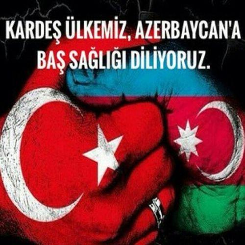 Azerbaycan Teror şehit Kardes ulke bassagligi