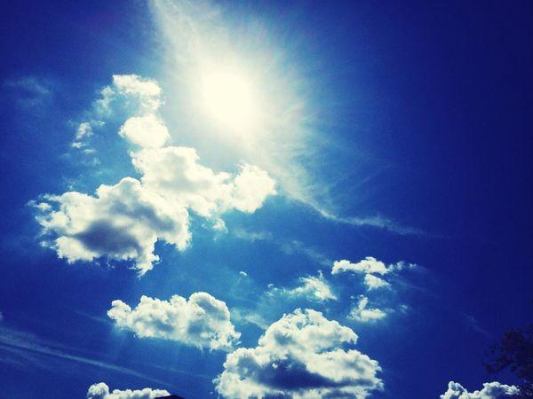 Blue Sky Sunshine Trip Slovakia