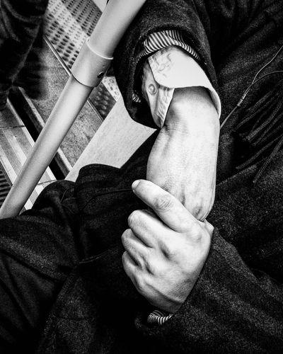All it takes is patience. NEM Black&white NEM Street