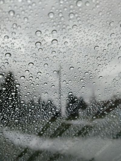 The Purist (no Edit, No Filter) Todays Weather Report Todays Weather☁☔ Dark And Dreary Rain Drops Rainy Days☔ Boring Day Nap Time Artistic Photography In The Car From My Point Of View