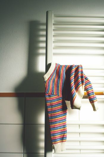 Pattern Pieces Pattern, Texture, Shape And Form Creative Light And Shadow Patterns Stripes Stripes Everywhere Bathroom Hanging Out Hangover