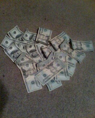 Money Cash Dead Faces