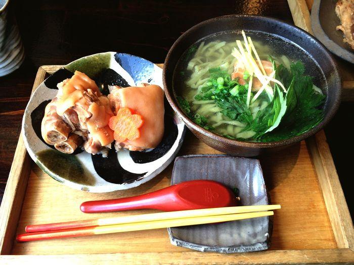 ふーちばー そば Japanese Food Food Okinawa Okinawan Foods