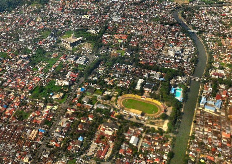Padang city, west sumatra