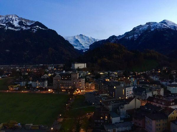Interlaken-hoheweg 🇨🇭 Switzerland