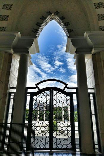 Makasser Photogrid Sulawesi Snapseed Travel Photography Visit Travel INDONESIA Mosque