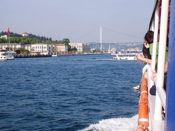 Istanbul - Bosphorus Turkey EyeEm Edits EyeEm EyeEmBestPics Istanbul City Sea Seacollection Bogazicikoprusu Bogazturu