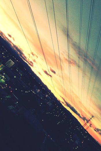 夕日 Sunset Japan Beautiful Pretty