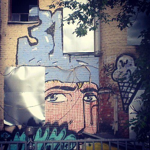 Красивое граффити Graffiti , Msk , moscow, цао
