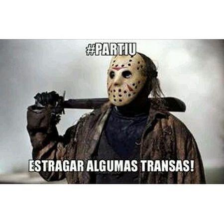 Partiu Jasonvoorhees Sextafeira13 Transar