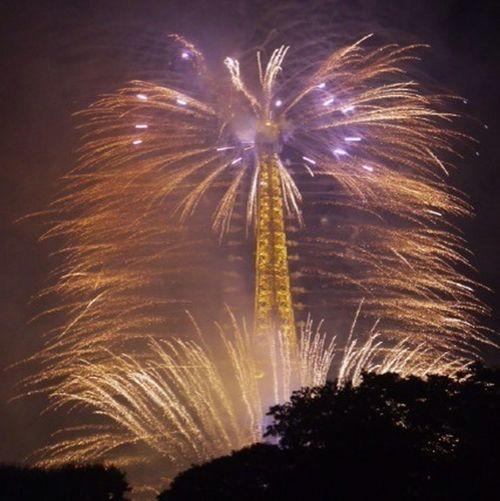 Fireworks 14 juillet