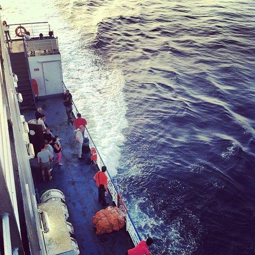#mare #schiff #tirrenia Mare Schiff Tirrenia