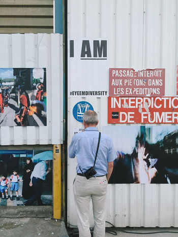 So proud to have this exhibition as part of the Arles Photo Festival last week! Congrats Daniele and Carlo for being selected by the creative director of the festival ! Arles Photo Festival BYOPaper! Exhibition EyeEmInArles Kleister Streetphotography