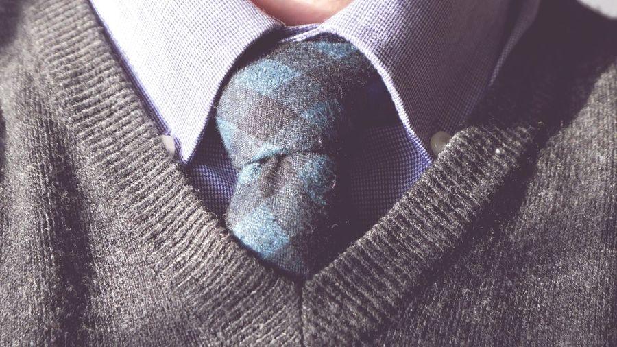 Tie Shirt Man