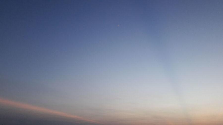 Sky Evening Sky