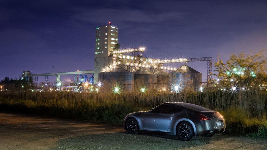 Night Car No