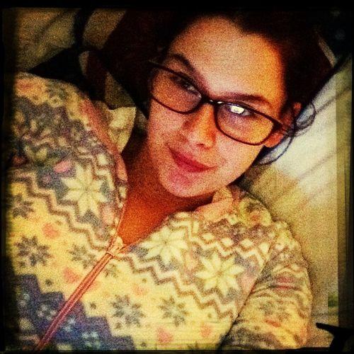 Chilling im my onesie!