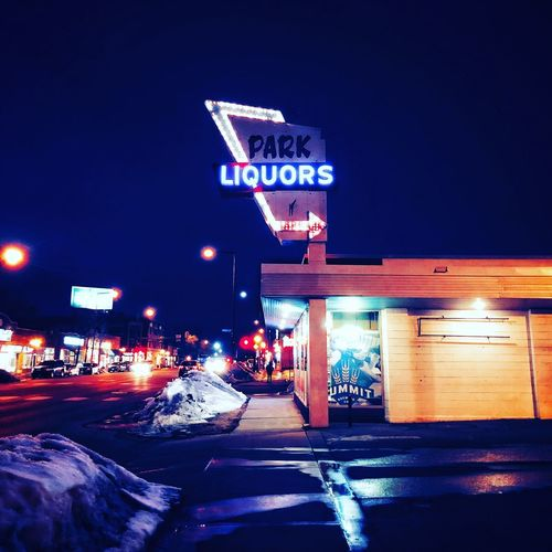 Liquor Light
