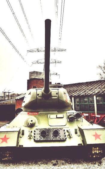Museum Tank Eden Camp T-34