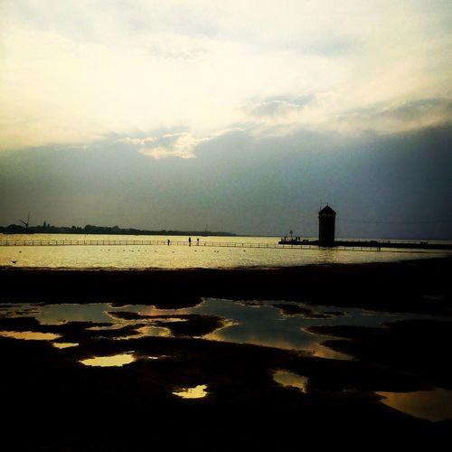 Seaside Sand Beach Sunset Check This Out Follow4follow Followme EyeEmBestPics EyeEm Gallery Eye4photography
