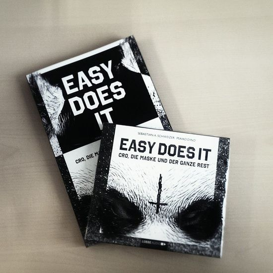 Easy does it! Chimperator Cro Psaikodino Stuttgart 0711 Berlin releaseday stuggi hiphoplebt hiphop Musik music Rap Bw
