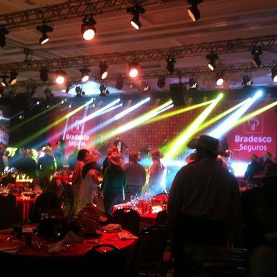 Show Stage Samysband Party convention bradesco sertanejo d&b