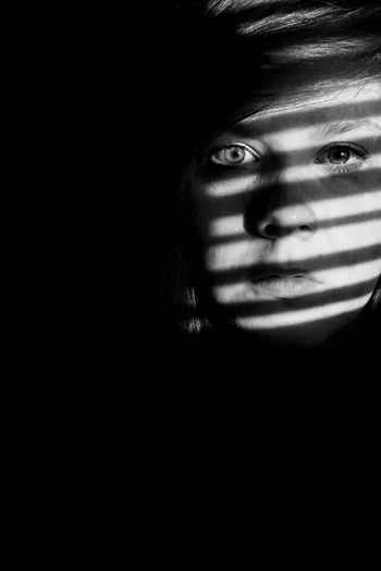 Dark vs light. Like Eyes Lines Photography Light And Shadow Darkness And Light Beautiful Selfportrait Taken Today Blackandwhite
