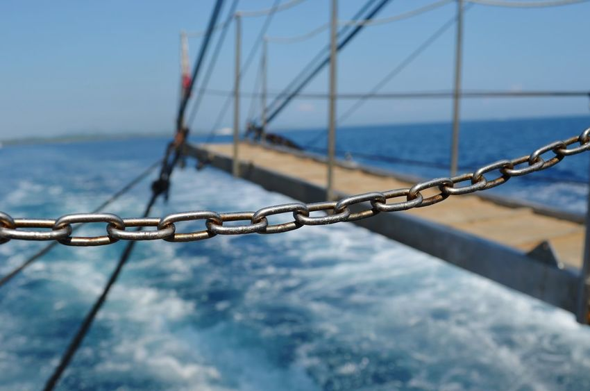 Mediterranean Sea Mediterranean Seascape Sailing Ship Water Sea Harbor Tall Ship Moored Rope Barbed Wire Chain Yacht