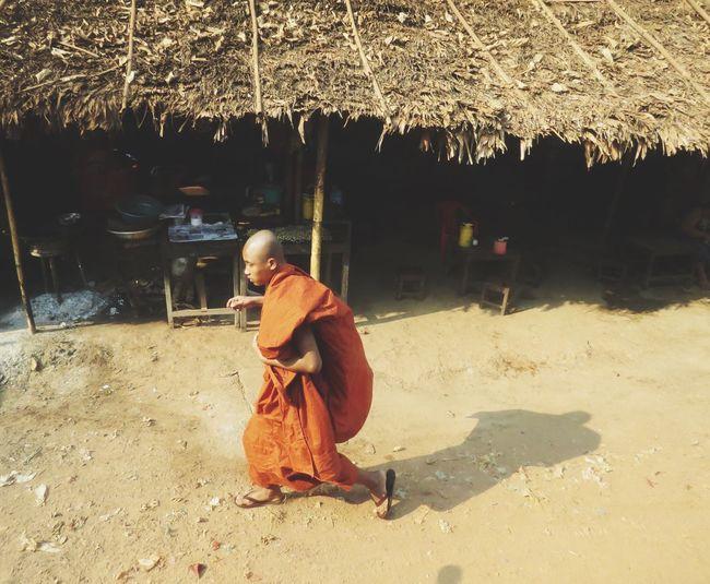 Myanmar Yangon Traveling Travel Photography People Monk  The Traveler - 2015 EyeEm Awards Eye4photography