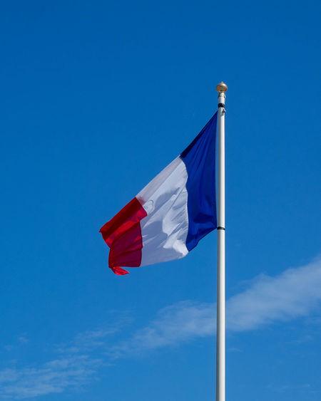 France Sky Flag