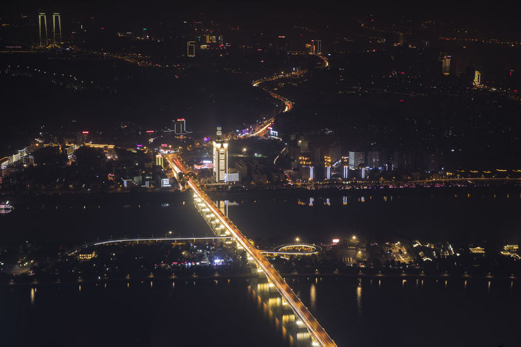 snake in a city City Cityscape Architecture Bridge Building Exterior Built Structure City Cityscape Illuminated Modern Night No People Outdoors Sky Skyscraper Travel Destinations