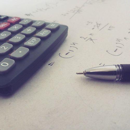 Math... grrrr : Sreeni