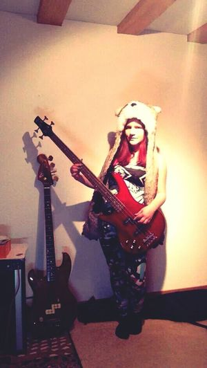 Because only one is to Mainstream, that's why! ;) Music Bass Follow Me Hello World