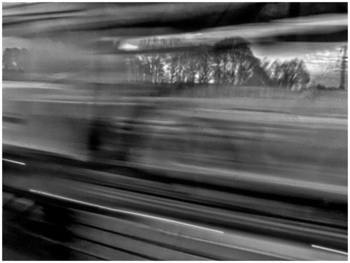 Abstract Black And White Blurred Blurred Motion Blurred Visions Experimental Fast Motion Landscape Speed Need For Speed