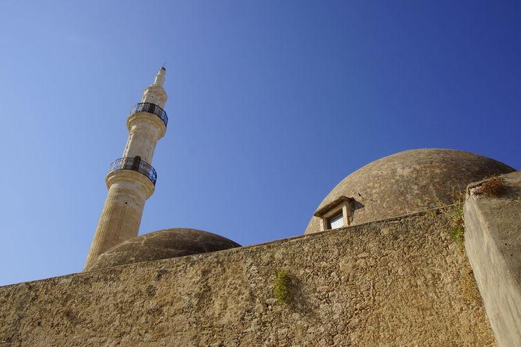 Old mosk in