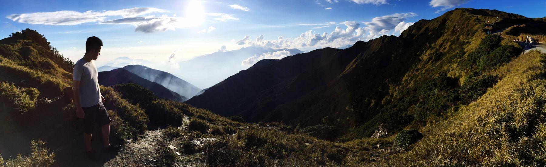 Beautiful First Eyeem Photo Travel Words Life Taiwan Mountaineering Alpine Mountains Feelings