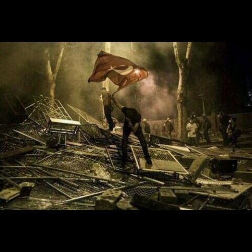 Turkey Occupy Occupy Gezi