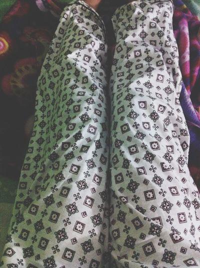 Pajamas :)