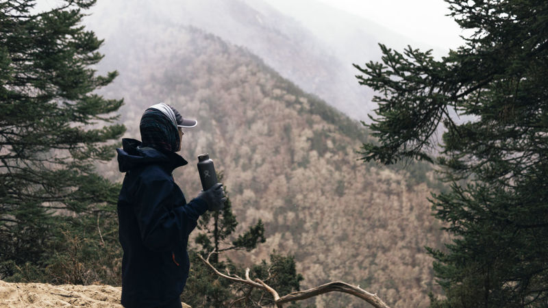 EBC Trek, Nepal Nature The Week on EyeEm Activity Bottle Clothing Day Drinking Holding Hood - Clothing Land Leisure Activity Lifestyles Men Mountain Mountain Range Nature One Person Outdoors Photography Themes Plant Real People Standing Technology Tree Warm Clothing