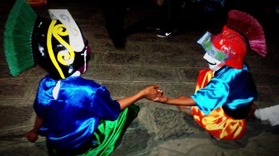 Semana Santa en Tlalpujahuilla Michoacan llena de color y tradición.