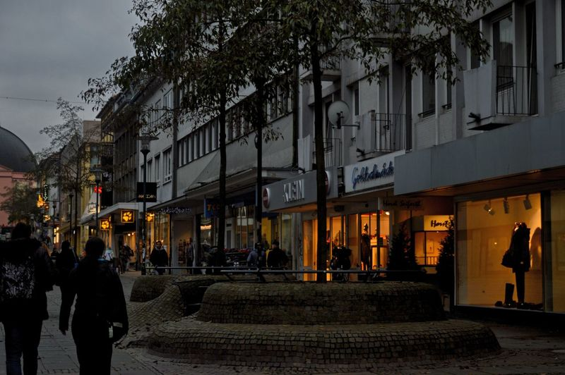 Darmstadt My Trip In Germany Streetphotography Shopping ?