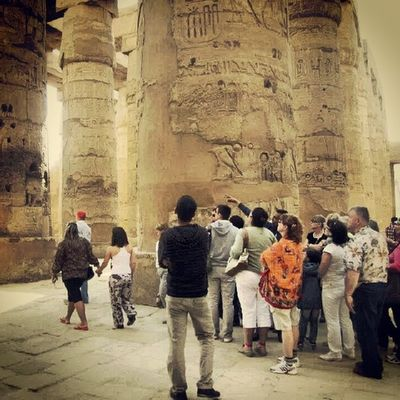 Gr8_moments At Karnak 's_temple Luxor Upper_egypt