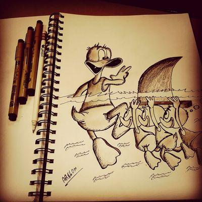 Drawing Art Disney Cartoon
