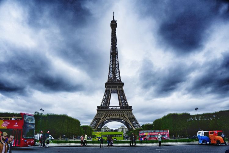 The Eiffel Tower Tourism Travel Travel Destinations Snapseed