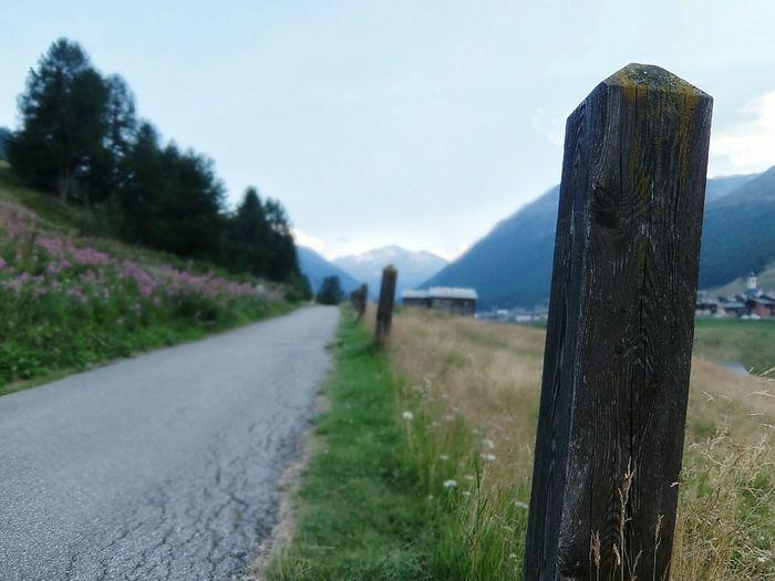 Hanging Out Livigno Valtellina Alps Mountains And Sky Mountain Hut Eyeemitalia EyeEm Nature Lover Fujifilm Fujifilm XQ2