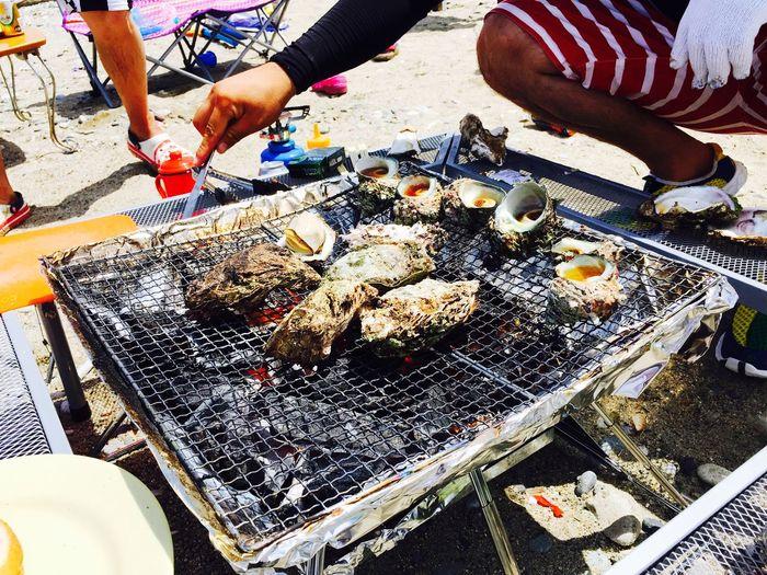 BBQ Beach Life